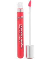 p2 Neuprodukte August 2015 - sophisticated liquid lipstick 070 - www.annitschkasblog.de