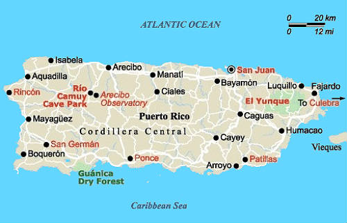 Where is San Juan Puerto Rico San Juan Puerto Rico