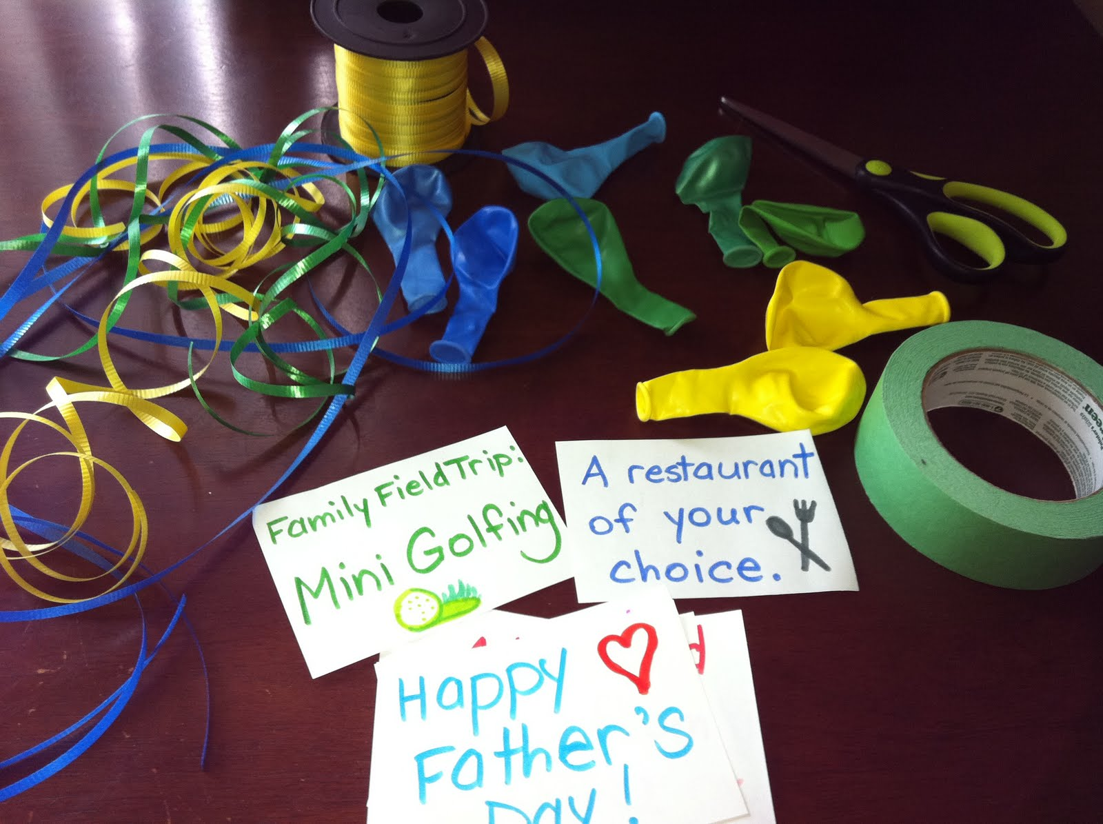 Dadcrush fathers day surprise from cute step daughter