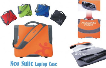 CENTRUM LINK - NEO SUITE LAPTOP CASE