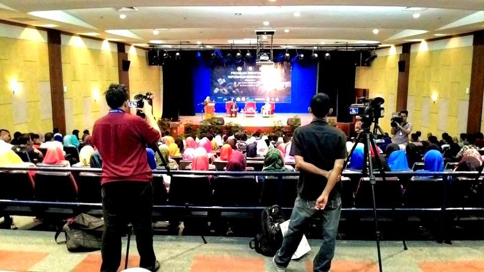 Program Memperkasa Informasi Generasi Muda 2014, Auditorium Muzium Negara