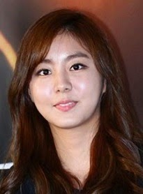 AfterSchool Uee's instagram account