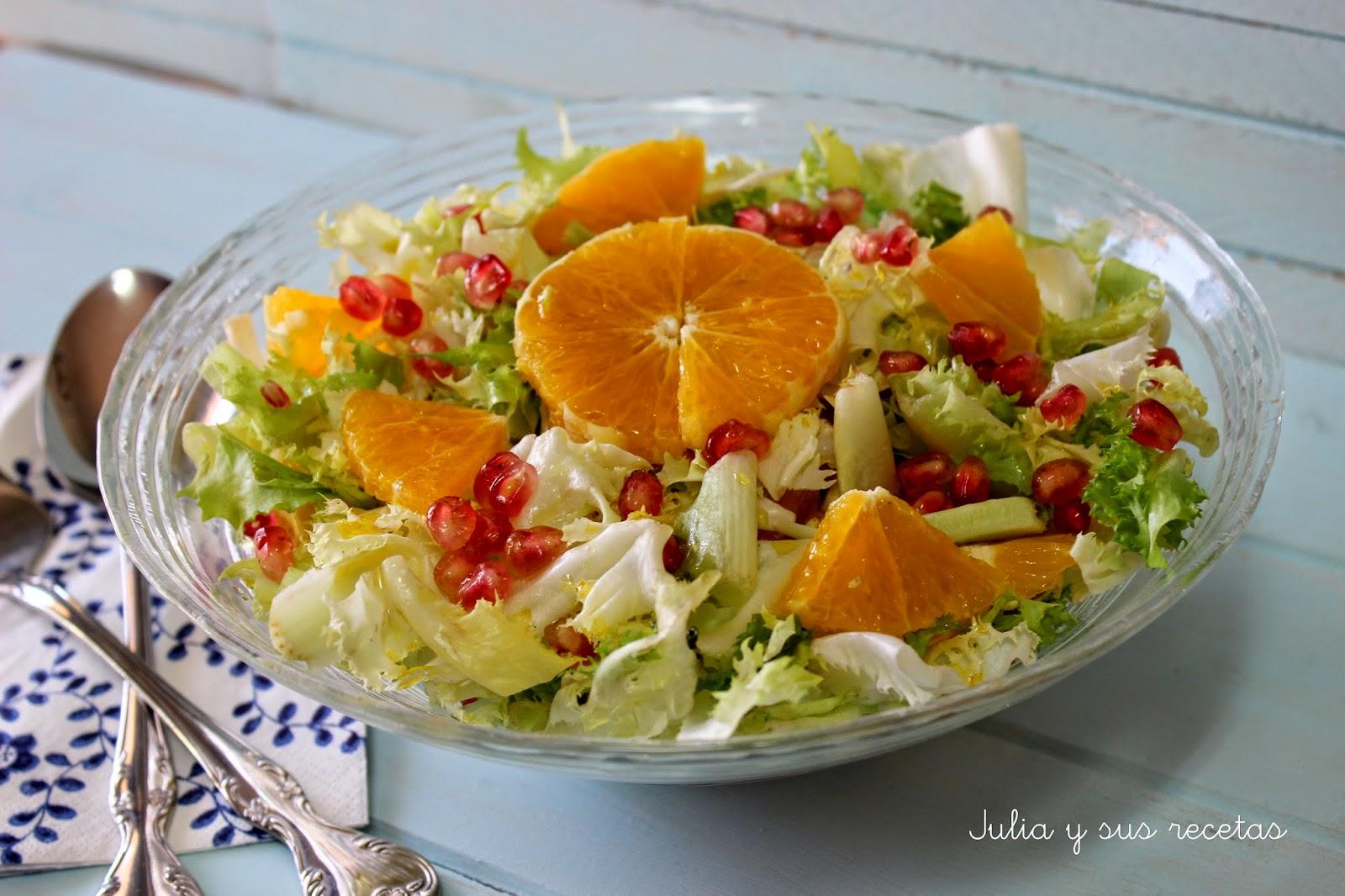 6 deliciosos platos con frutas de oto o cocina for Platos de cocina