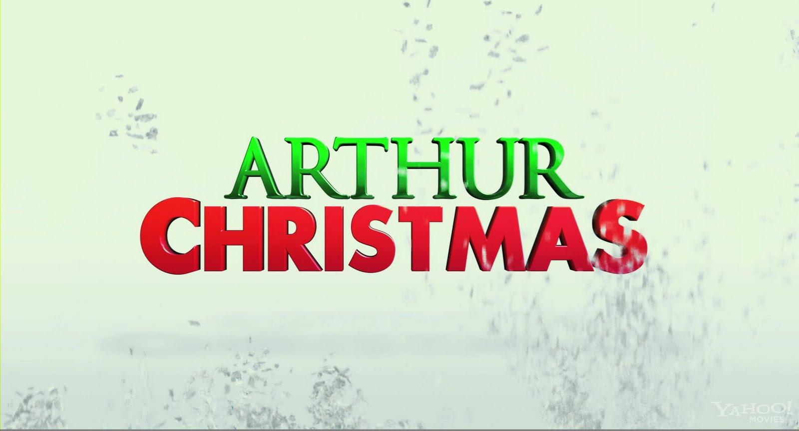 Like the movie? Buy the book.: Arthur Christmas Teaser (yes ...
