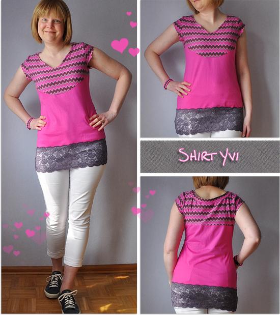 Shirt Yvi by Hummelschn