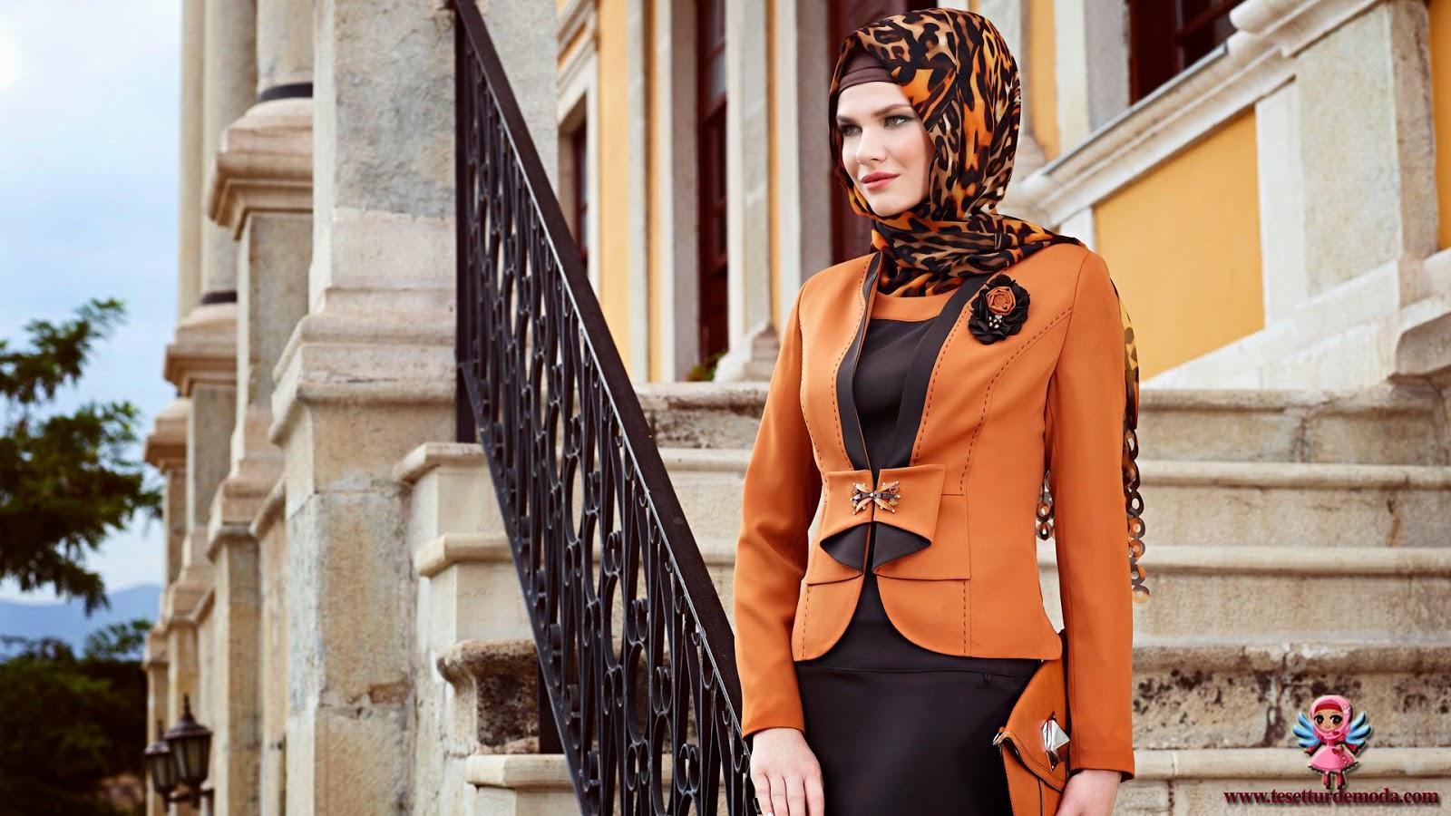 turkish hijab style 2016
