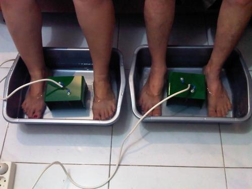 manfaat terapi ion elektrik rendam kaki