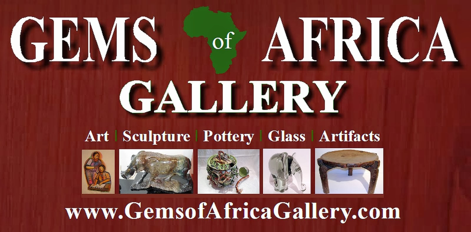 Gems of Africa Gallery