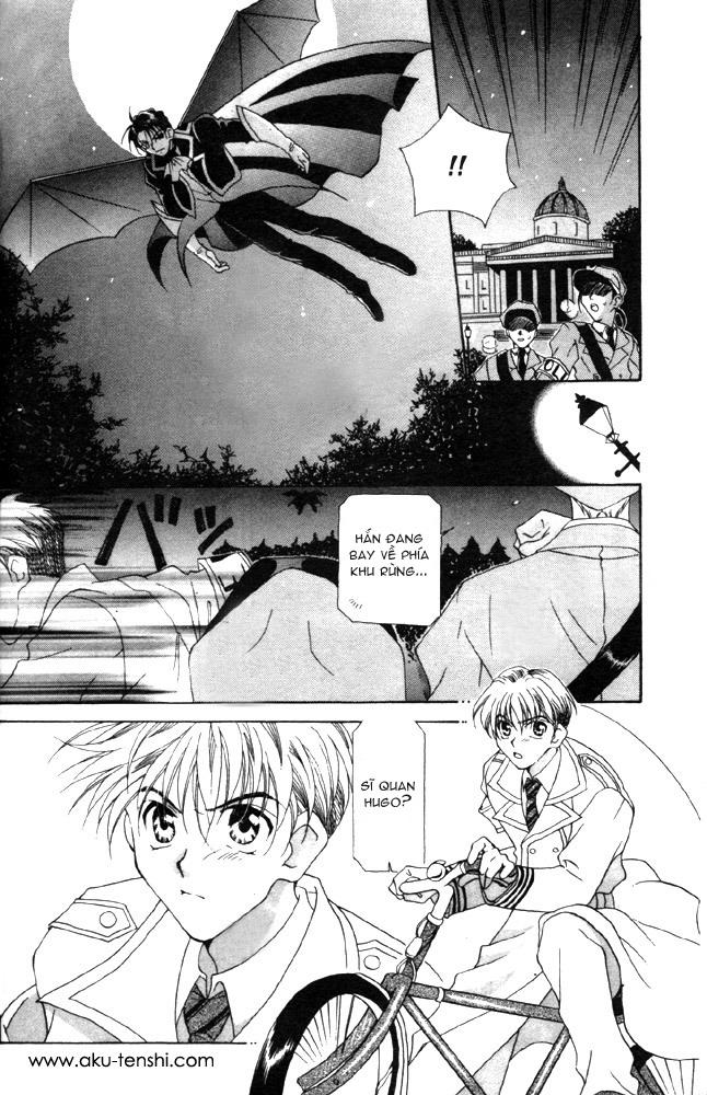 Dorobou to Keiji Chapter 1 - Trang 5