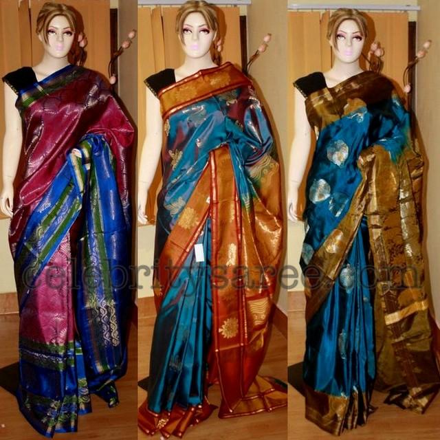 Uppada Pattu Sarees - Pothys: Silk Saree Online
