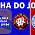Ficha do jogo Atlético-PR 0x0 Bahia - Campeonato Brasileiro 2014