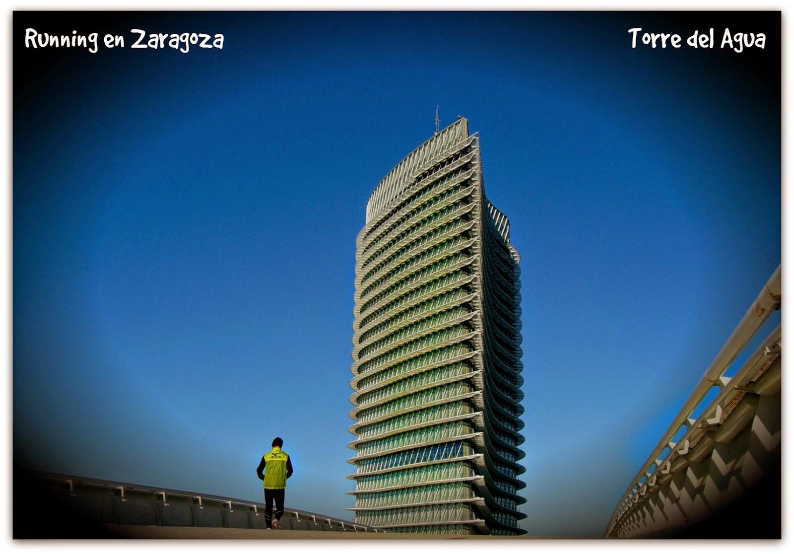 Circuito Zaragoza : Running en zaragoza circuito nº parque del agua