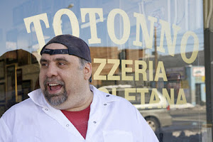 GREATEST PIZZA in AMERICA ..TOTONNO, Coney Island, Brooklyn, NY