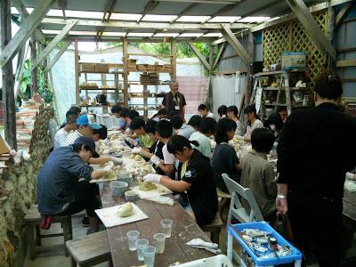体験/観光 沖縄修学旅行 シーサー作り