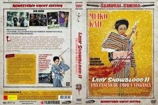 LADY SNOWBLOOD 2 - UMA CANÇÃO DE AMOR E VINGANÇA