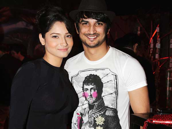 Actor Sushant Singh Rajput Girlfriend Actress Ankita Lokhande ~ Mere