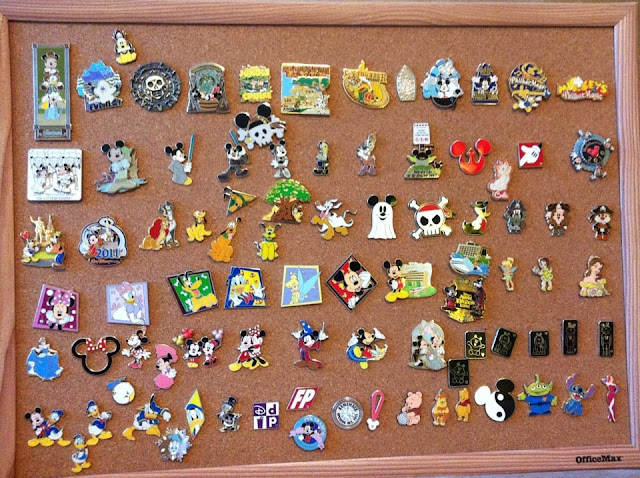 Mouse tales a very pin teresting tale for Cork board pin display