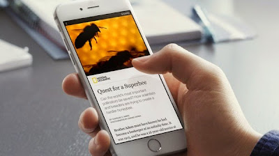 Facebook launches Instant Articles on iPhone