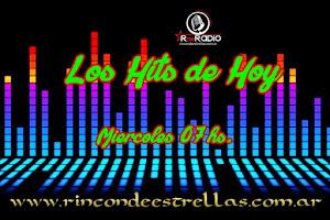 LOS HITS DE HOY