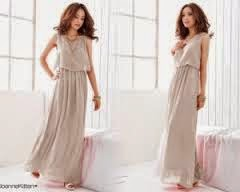 long dress maxxi