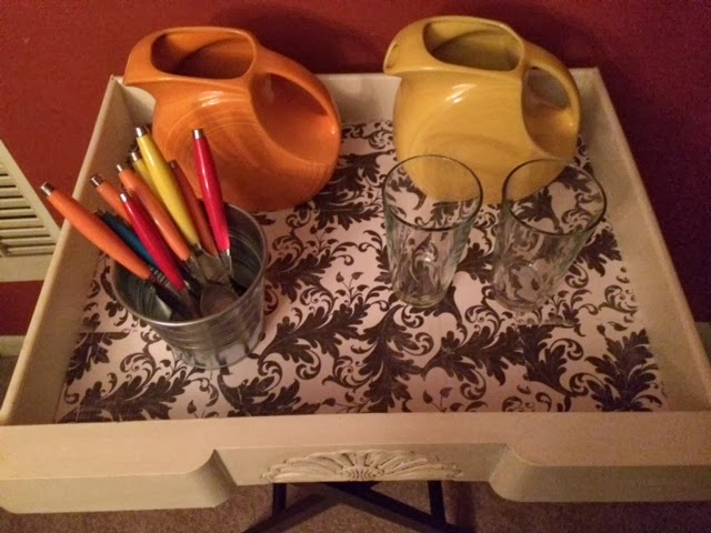 Drawer Table | Craft Dictator