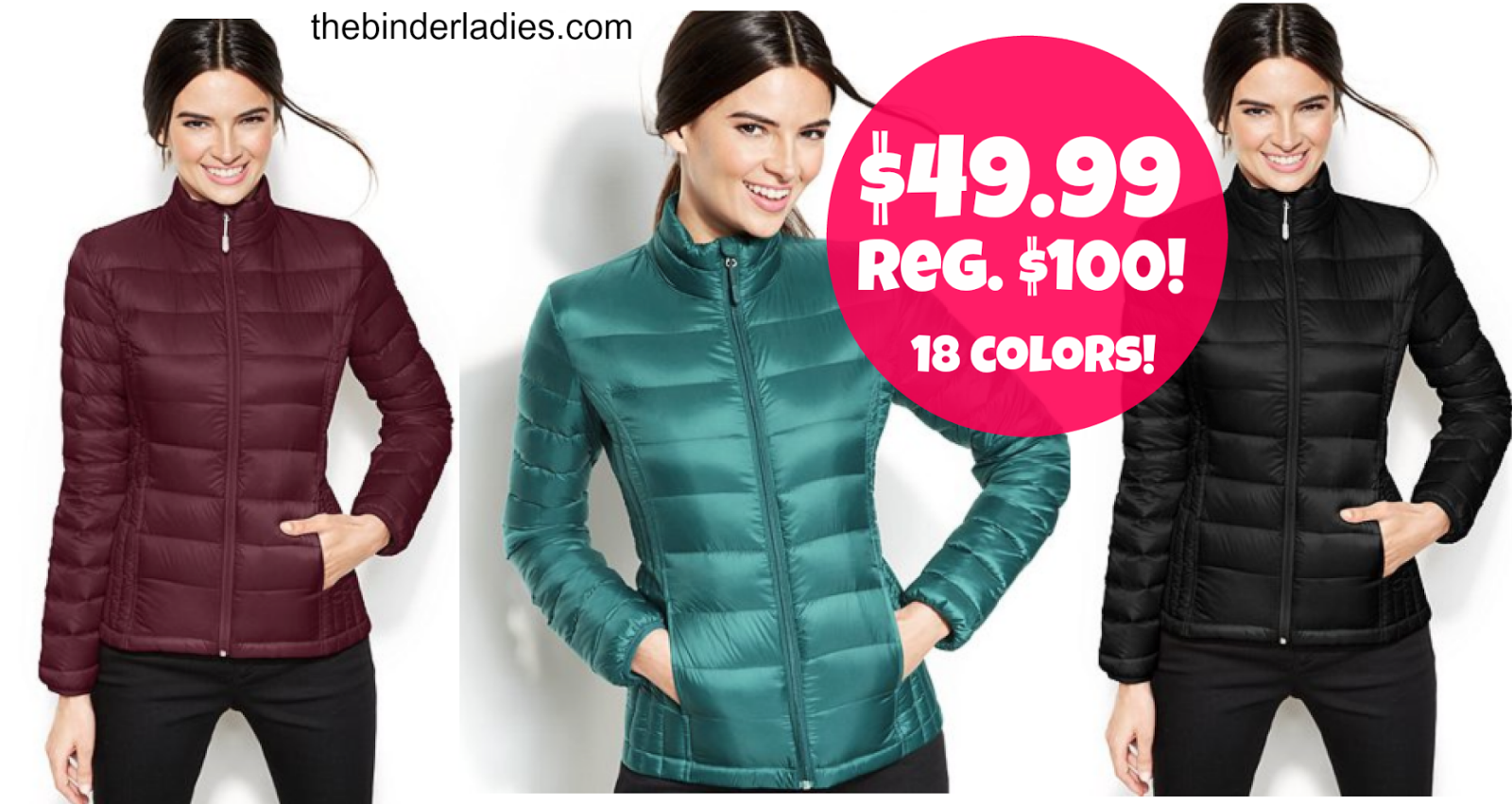 http://www.thebinderladies.com/2014/10/macyscom-32-degrees-packable-quilted.html#.VDVR_0vdtbw