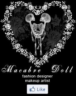 Macabre Doll fashion on facebook!