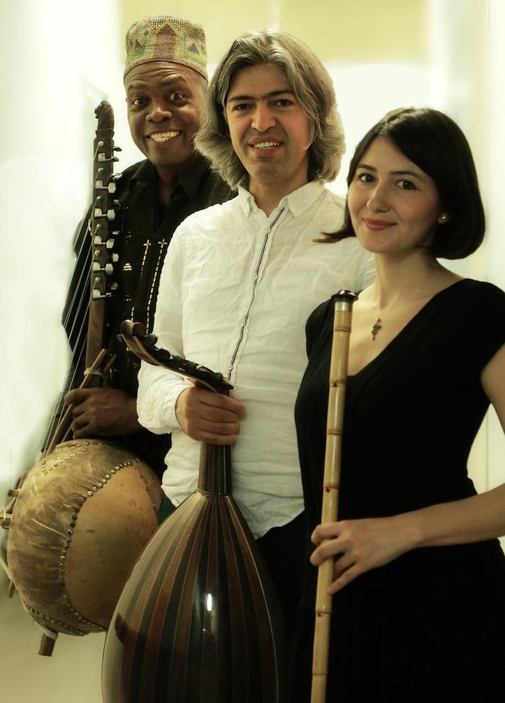 MEHMET POLAT TRIO- Turkish oud and ney meet West African kora