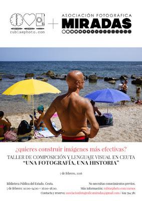 Taller de composición en fotografía con Jota Barros