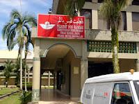 Brunei Post Office Bangar Baru Temburong
