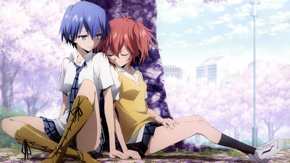 Anime Akuma no Riddle 7v