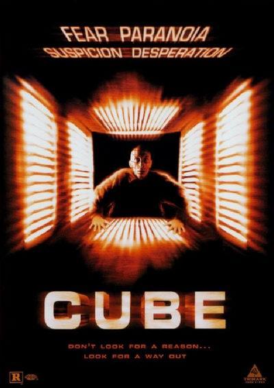 Poster el Cubo
