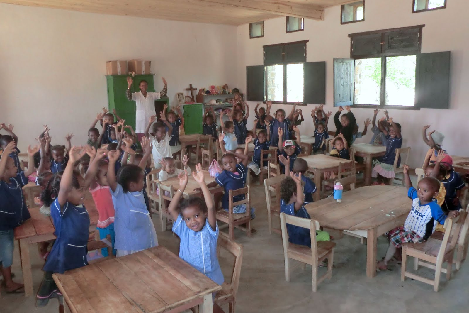 Misión del Padre Fermín Maroto en Madagascar