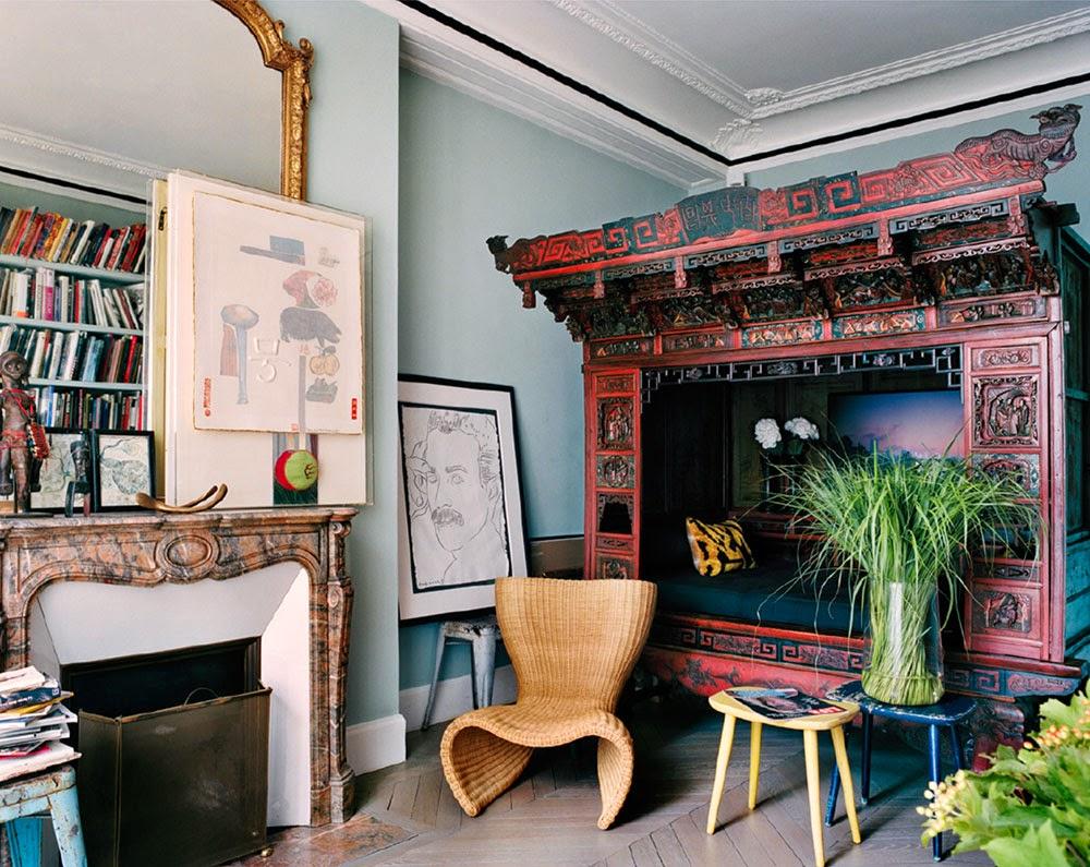 giambattista valli apartment in paris -