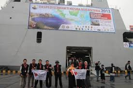 TNI AL Dukung Ekspedisi Bhakti Kesra