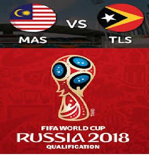 Malaysia Vs Timor Leste 11 Jun 2015 WC 2018
