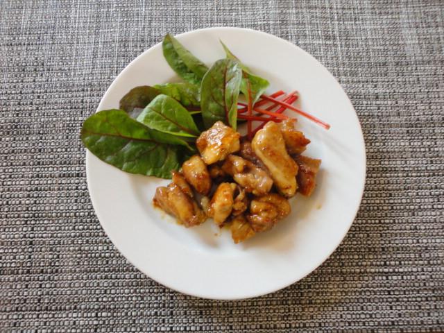 Ma vraie cuisine japonaise poulet sauce teriyaki - Ma vraie cuisine japonaise ...