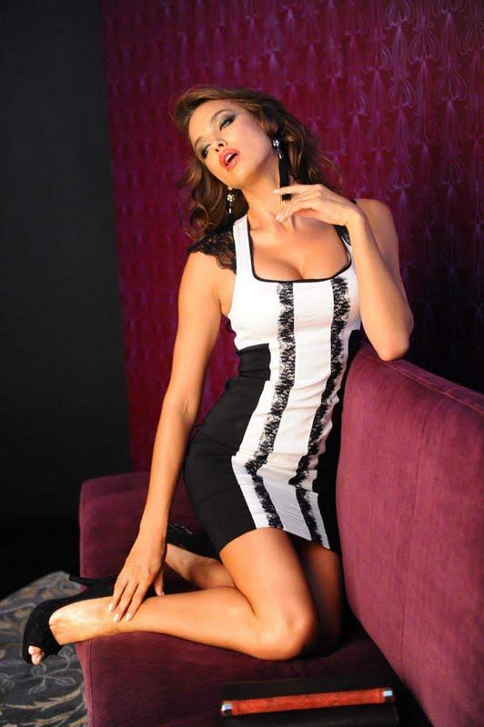 Irina Sheik – Rampage Lingerie Photoshoot
