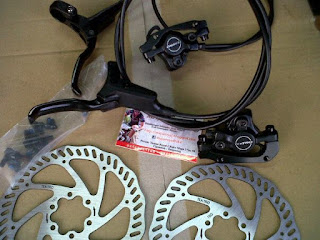 Jual Disc Brake Tektro hydraulic 2013