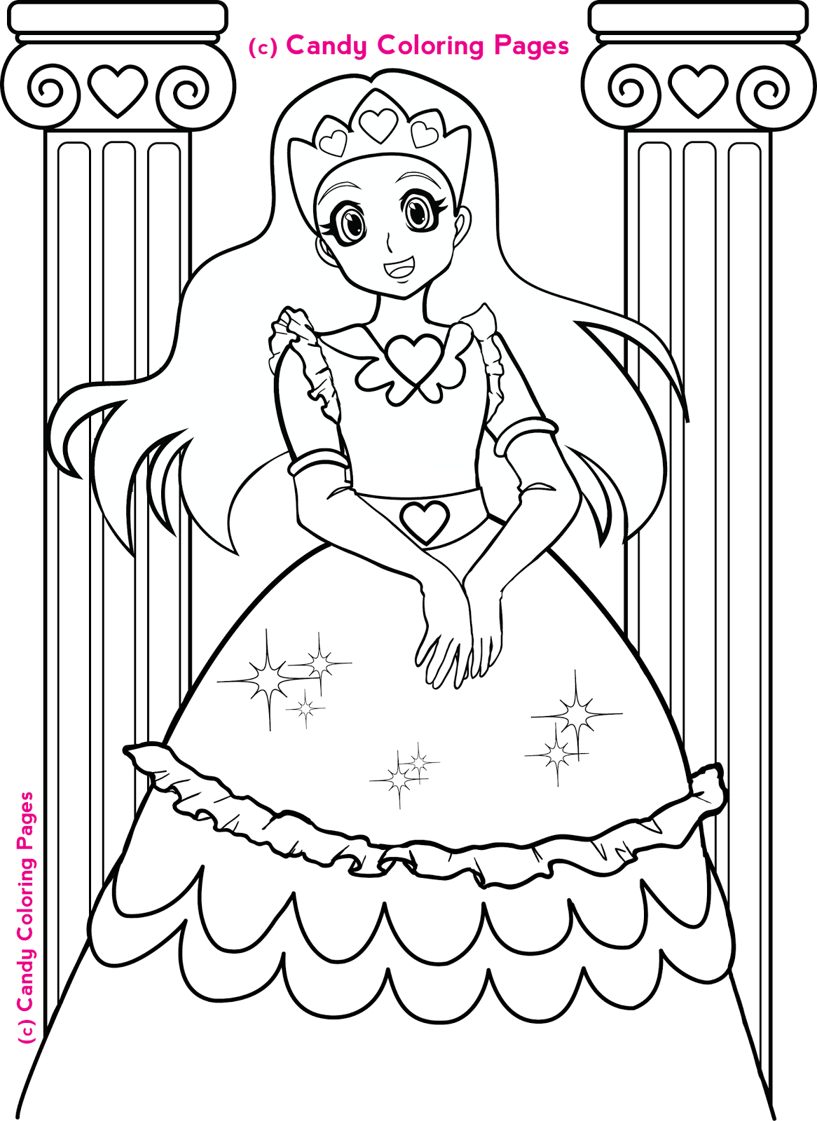 coloring pages free online