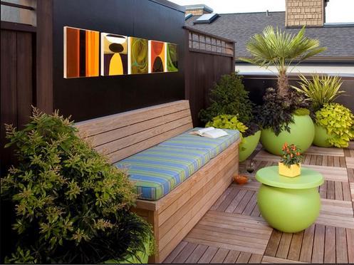 Fotos de techos decoracion de terrazas de aticos - Decoracion de terrazas de aticos ...