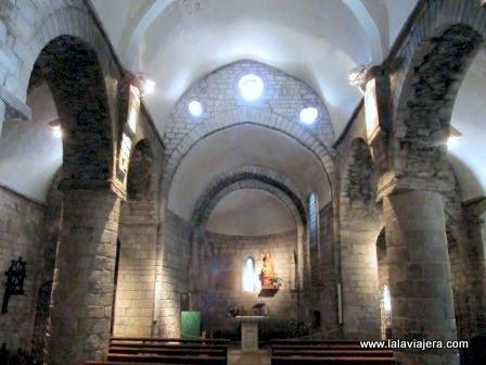 Iglesia Bossost, Romanico Aran