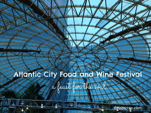 The Atlantic City Food and Wine Festival