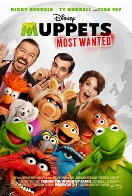 The Cleveland Movie Blog: Muppets Most Wanted