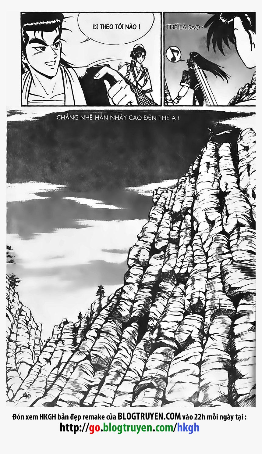 Hiệp Khách Giang Hồ chap 8 page 8 - IZTruyenTranh.com