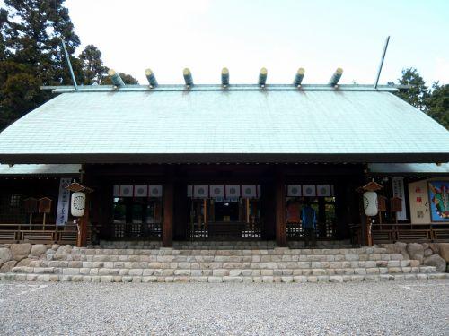 廣田神社拝殿