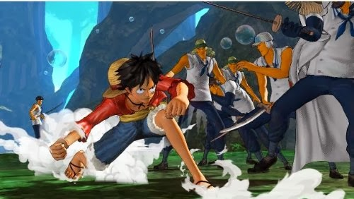 One Piece: Pirate Warriors Game - 3