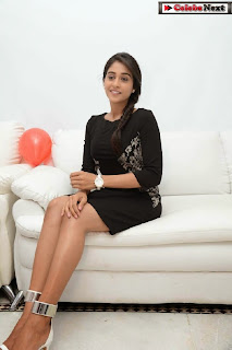 Regina Candra Latest Pictures in Black Short Dress ~ Celebs Next