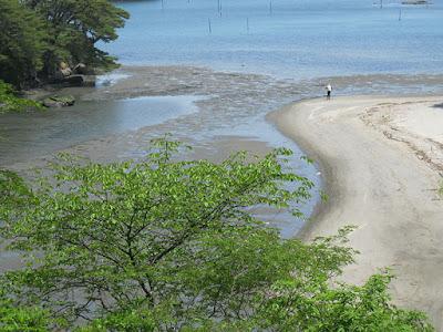 Miyagi coast.