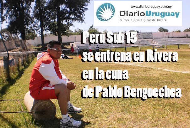 EL INCA EN EL CLUB DE LOS AMORES DE PABLO BENGOECHEA EN RIVERA. PARQUE ALBERTO Y ELIAS BOUCHACOURT